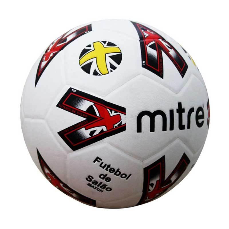 Mitre Soccer Ball Futebol De Salao No 4 White