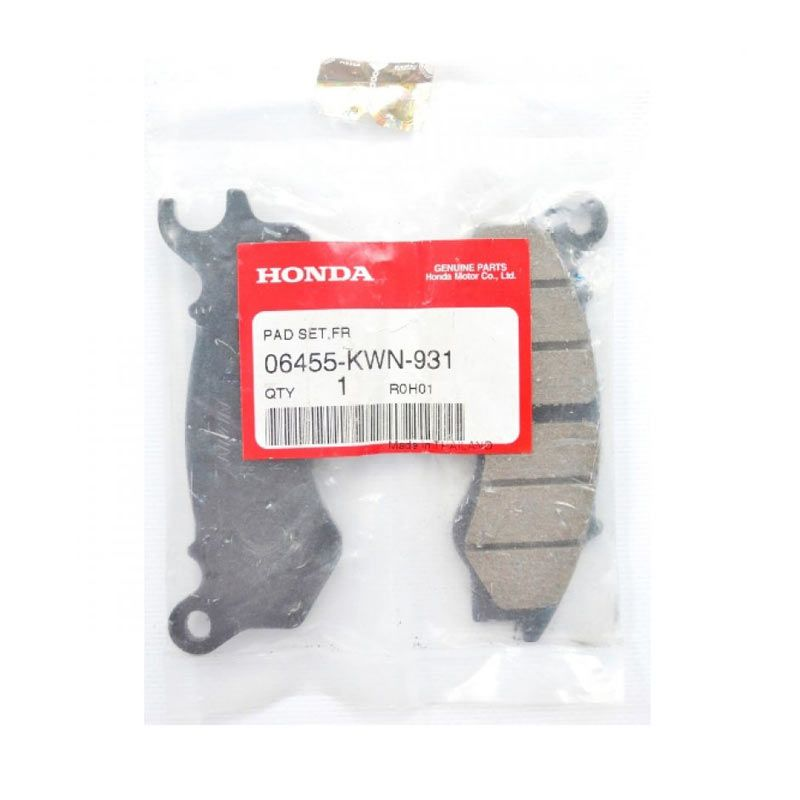 Honda Genuine Parts Kampas Rem Depan Original 06455KWN931